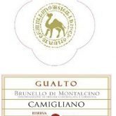 "Camigliano Brunello Riserva ""Gualto"" 2010 Italian Tuscan Red Wine"