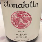 Clonakilla Shiraz HillTops Australian Red Wine 750 mL