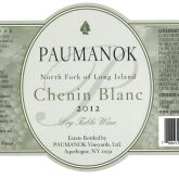 Paumanok Chenin Blanc White Long Island White Wine 750mL