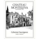 Chateau Montelena Napa Cabernet Sauvignon California Red Wine 750 mL