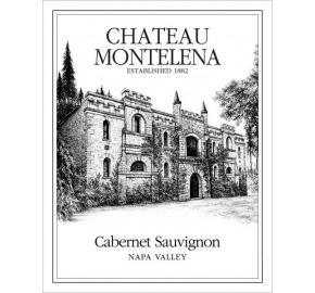 Chateau Montelena Napa Cabernet Sauvignon California Red Wine 750 mL