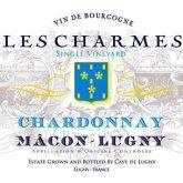 Cave de Lugny Macon Lugny Les Charmes 2007 White Burgundy Wine
