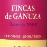 Bodegas Fernando Remirez Fincas de Ganuza Reserva 2005 Red Spanish Wine