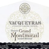 Domaine du Grand Montmirail Vacqueyras 2012 Red Rhone Wine
