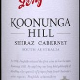 Penfolds Koonunga Hill Shiraz/Cabernet Sauvignon 2014 Red Austrailian Wine 750mL
