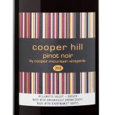 Cooper Hill Pinot Noir Organic 2015 Red Oregon Wine 750 mL