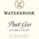 Waterbrook Pinot Gris Columbia Valley 2007 Washington White Wine