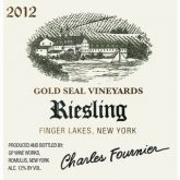 Charles Fournier Riesling Gold Seal Vineyards 2012 White Long Island Wine