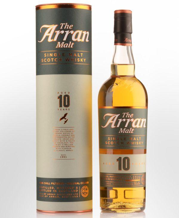 The Arran Malt 10 Year Old Single Malt Scotch
