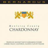 Bernardus Chardonnay Monterey County White California Wine
