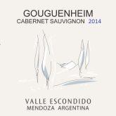Gouguenheim Cabernet Sauvignon Estaciones del Valle Argentina Red Wine