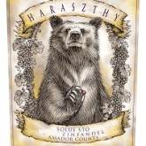 Haraszthy Family Cellars Zinfandel Amador County 2013 California Red Wine 750mL