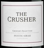 The Crusher Clarksburg Petite Sirah 2011 California Red Wine