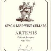 Stag's Leap Wine Cellars Cabernet Sauvignon Artemis 2014 California Napa Red Wine 750 mL