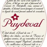 Puydeval Rouge Vin de Pays d'Oc French Red Wine 750 mL