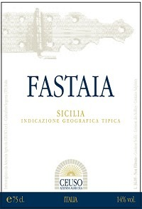 Ceuso Fastaia Rosso 2013 Italian Red Wine