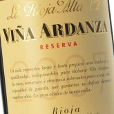 La Rioja Alta Vina Ardanza Reserva 2008 Spanish Red Wine 750 mL
