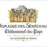 Domaine Senechaux Chateauneuf du Pape 2012 Red Rhone Wine 750 mL