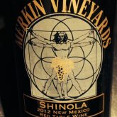 Merkin Vineyards Shinola Arizona Red Wine 750 mL