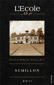 L'Ecole No. 41 Semillon Columbia Valley 2010