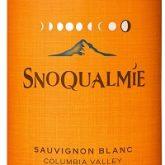 Snoqualmie Sauvignon Blanc Columbia Valley