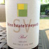 Shinn Estate Vineyards Red NV Red Long Island Wine