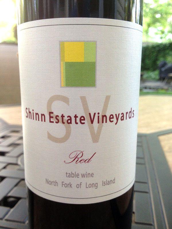 Shinn Estate Vineyards Red NV Red Long Island Wine