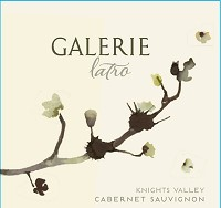 Galerie Latro Knights Valley Cabernet Sauvignon Sonoma County 2012 Red California Wine 750mL