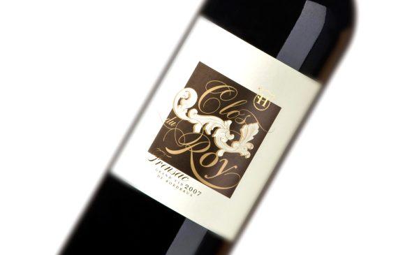 Chateau Clos du Roy Fronsac 2009 Red Bordeaux Wine