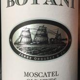 Bodegas Botani Botani Moscatel Dry Spanish White Wine 750 mL