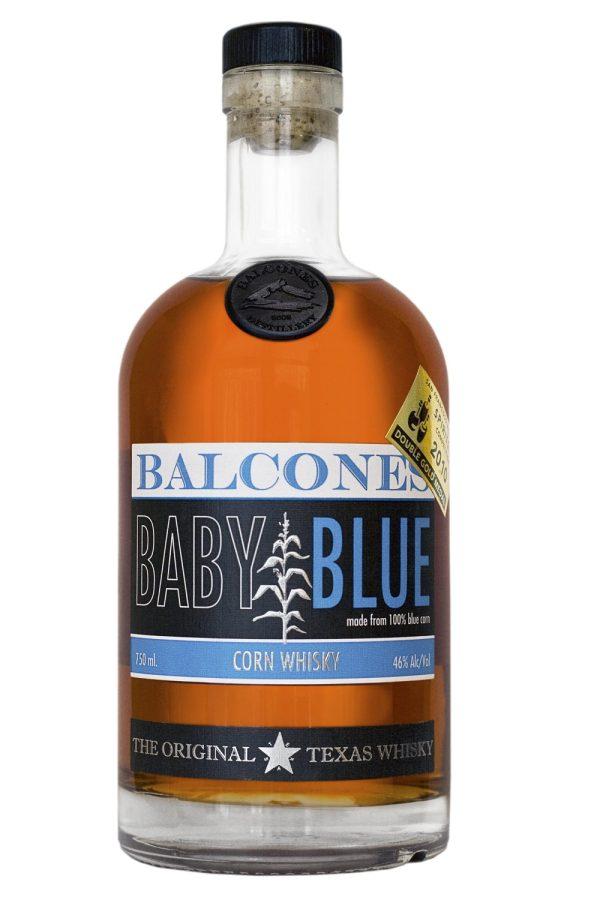 Balcones Distilling Baby Blue Texas Corn Whisky