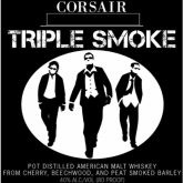 Corsair Triple Smoke American Malt Whiskey
