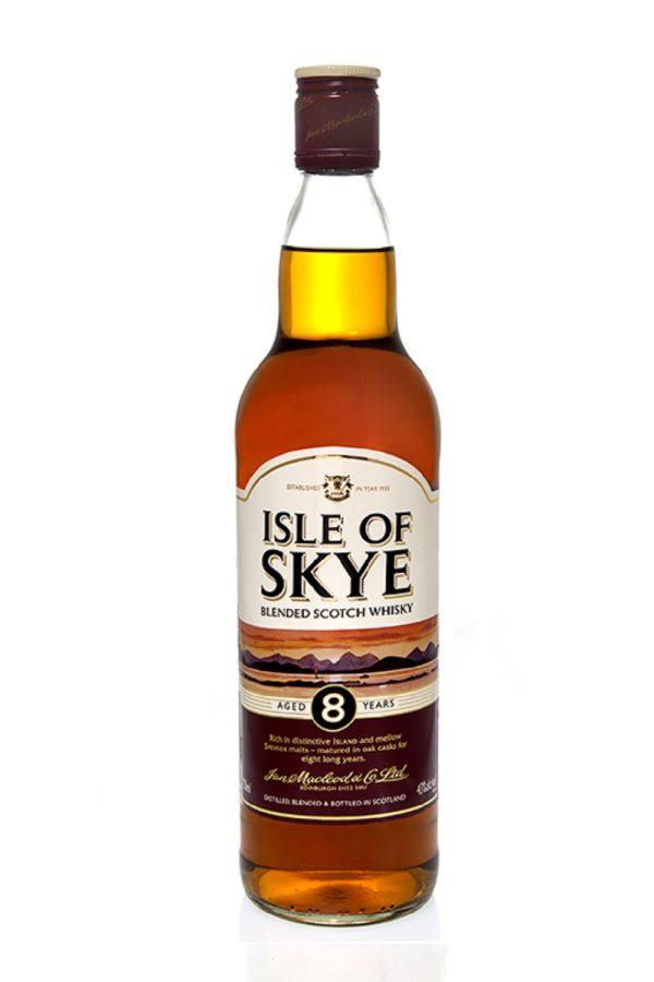 Isle of Skye 8 Year Old Blended Scotch Whisky 750 mL