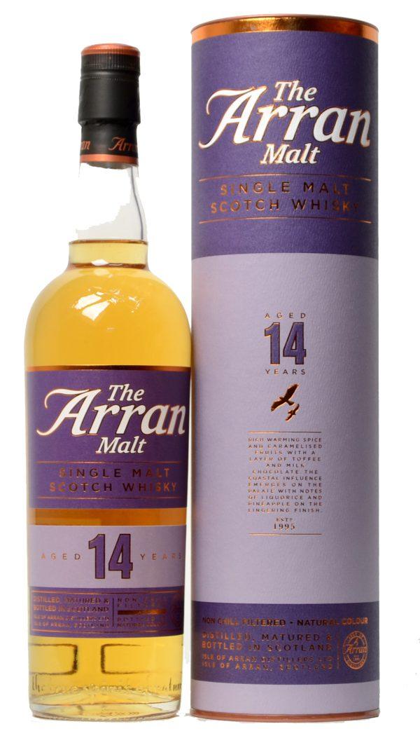 The Arran Malt 14 Year Old Single Malt Scotch