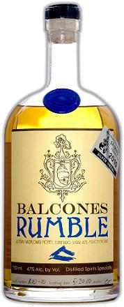 Balcones Distilling Rumble