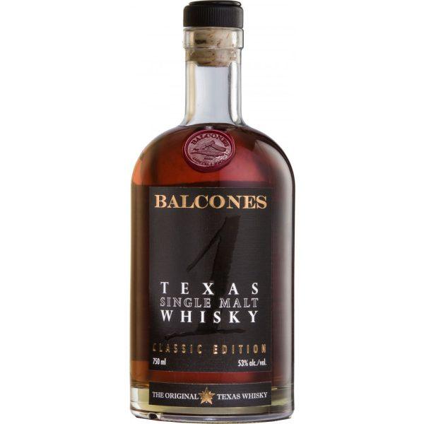 Balcones Distilling Texas Single Malt Whisky