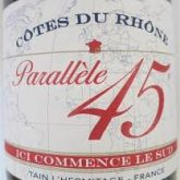 Jaboulet Parallele 45 Cotes du Rhone Rouge French Red Rhone Wine 750 mL