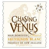 Chasing Venus Sauvignon Blanc Marlborough 2015 New Zealand White Wine