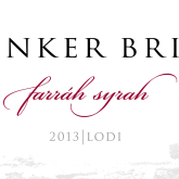 Klinker Brick Syrah Farrah Lodi 2012 Red California Wine