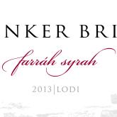 Klinker Brick Syrah Farrah Lodi 2012 Red California Wine