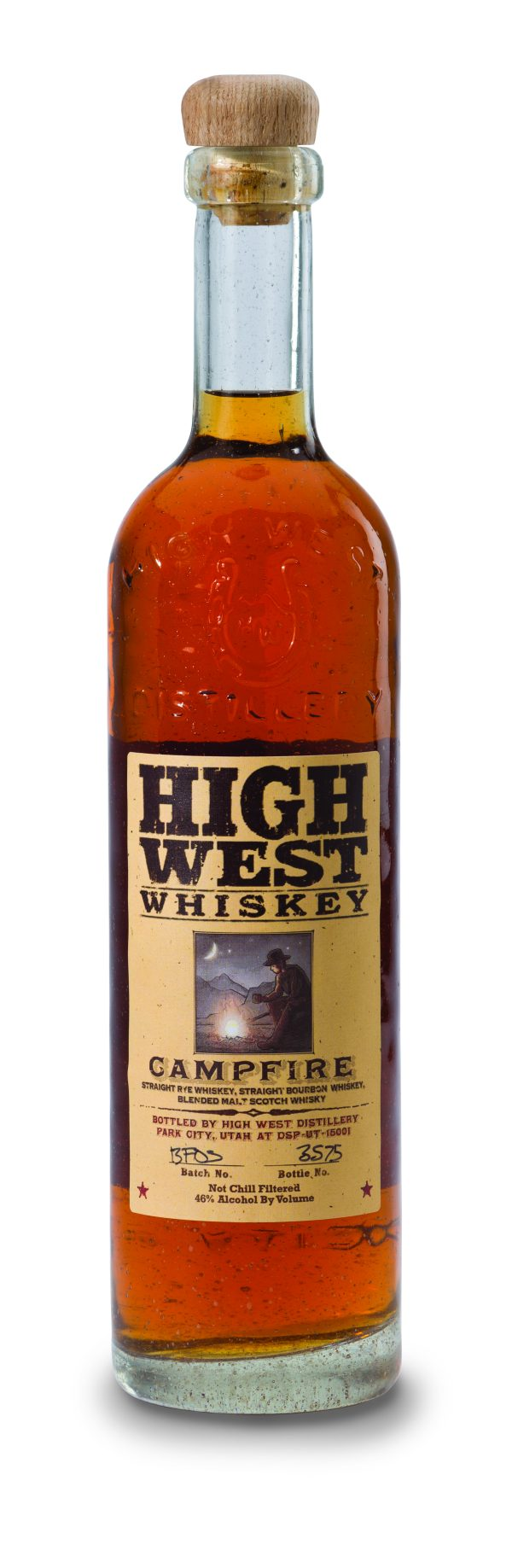 High West Distillery Campfire Whiskey 92 Proof