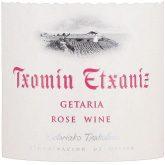 Txomin Etxaniz Txakoli de Guetaria Rose 2015 Spanish Basque Rose Wine 750 mL