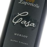 Casa Lapostolle Merlot 2010 Red Chilean Wine