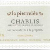La Chablisienne Chablis La Pierrelee 2012 White Burgundy Wine