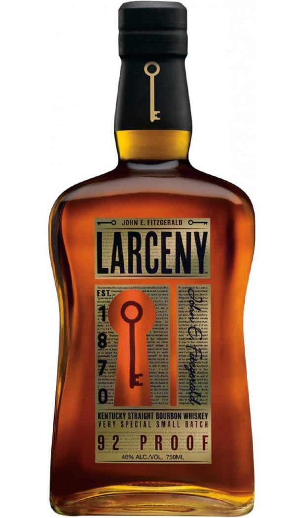 Larceny Kentucky Straight Bourbon 92 Proof 1L