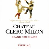 Chateau Clerc Milon Pauillac 2000 Red Bordeaux Wine