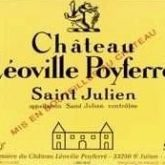 Chateau Leoville Poyferre St. Julien 2000 French Red Bordeaux Wine 759 mL
