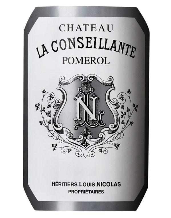 Chateau La Conseillante Pomerol 2000 Red Bordeaux Wine