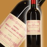 Chateau Moulin St. George St. Emilion 2000 Red Bordeaux Wine