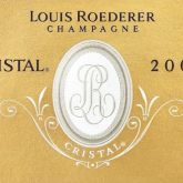 Louis Roederer Cristal Champagne 2009 French Sparkling White Wine 750 mL